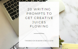 20 WRITING PROMPTS TO GET CREATIVE JUICES FLOWING